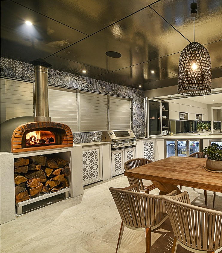 Pizza Ovens Qld :: Residential Pizza Ovens