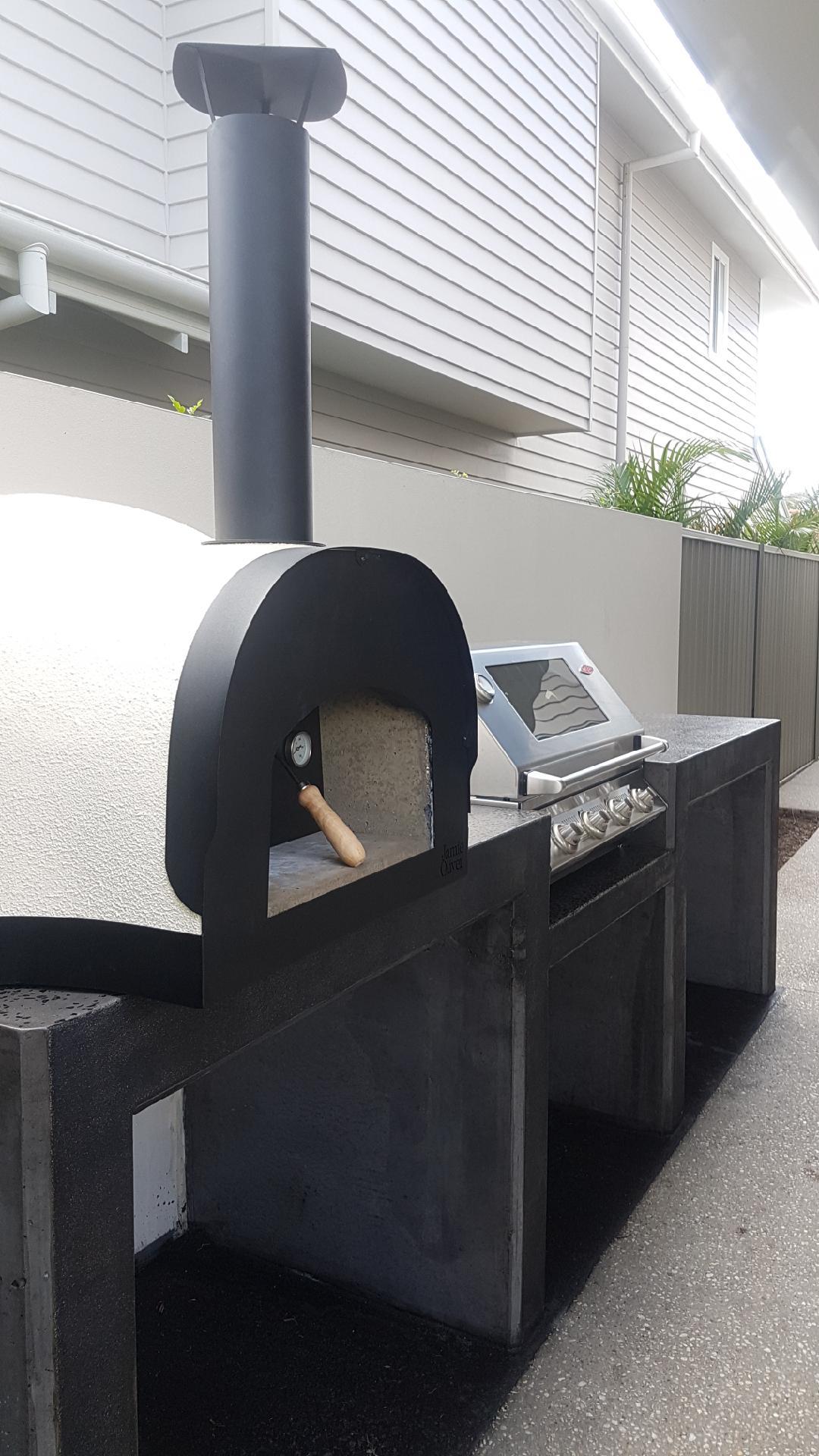 Preassembled Pizza Ovens Portable Jamie Oliver Ovens
