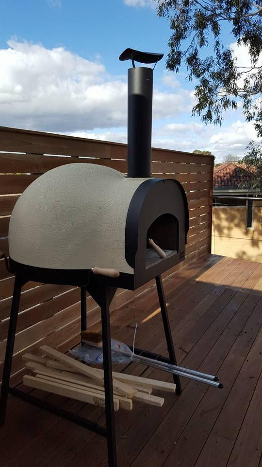 Pizza Ovens Qld Jamie Oliver Pizza Ovens